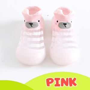 Ice silk Breathable Baby Shoes Kids BayfairConcept Pink US 3.5 (0 to 6 months)