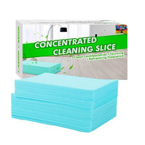 InstaClean™ Floor Cleaning Paper Soap Home AmberAconite