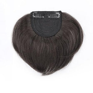 Invisible Clip-In Hair Extension Hair trillionwish Black