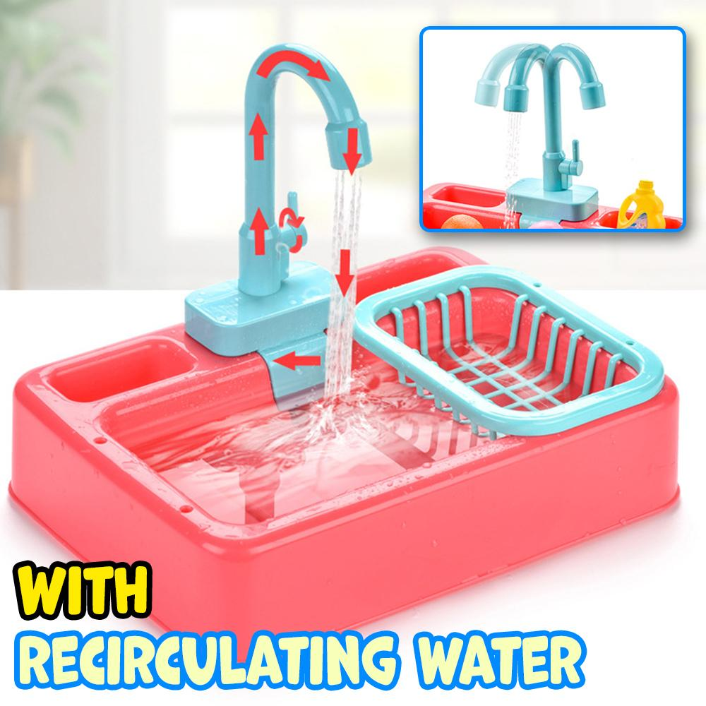 Kitchen Sink Toy Kids DazzlingBreeze