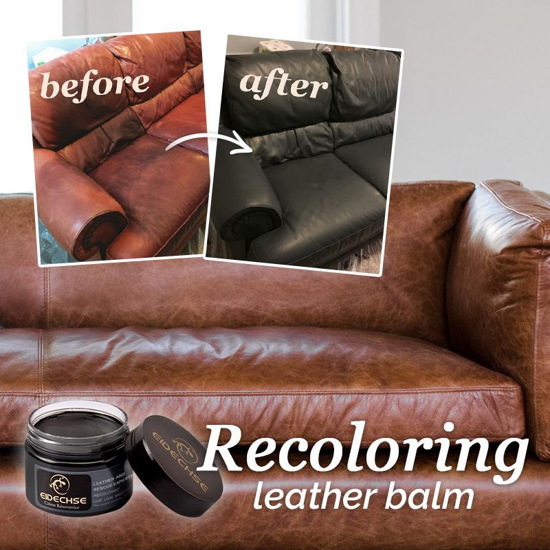 Leather Recoloring Balm Hair starryhome