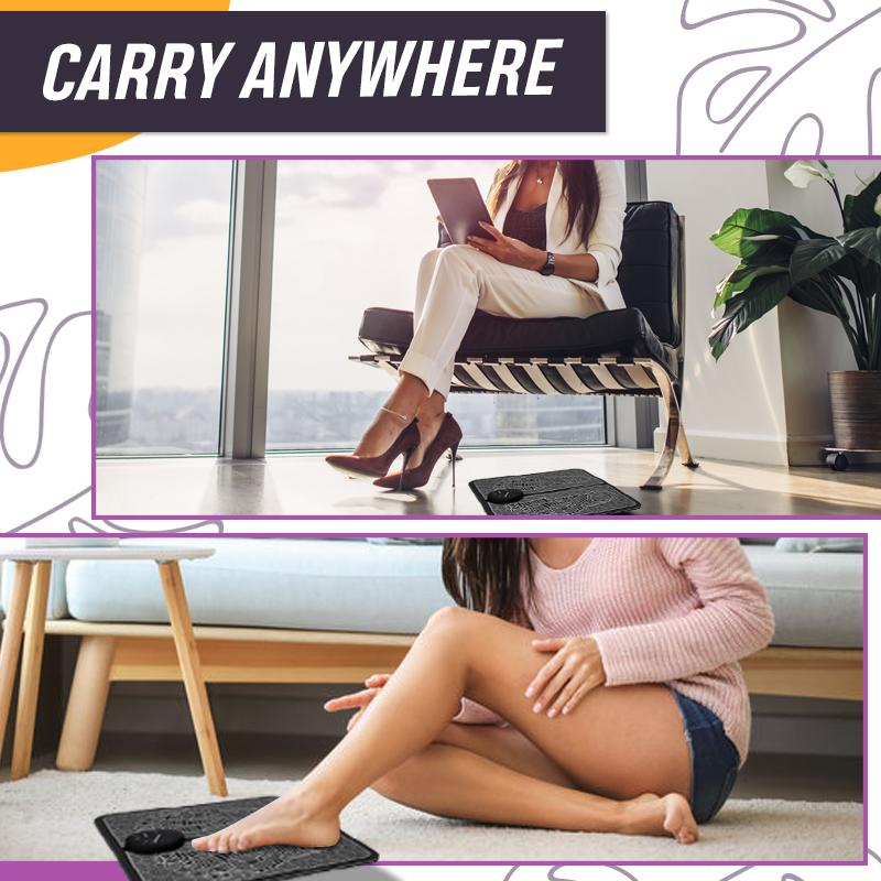 LegLab™️ EMS Foot Reshaping Simulator (✨50% OFF) Wellness DazzyCandy