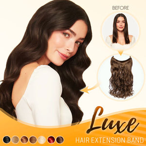 Luxe™ Hair Extension Band Hair starryhome