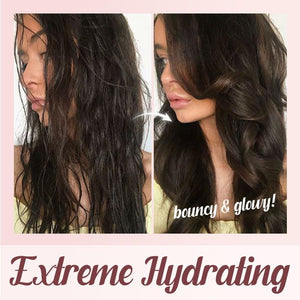 LuxyHair 2-in-1 Hair Straightener Hair starryhome