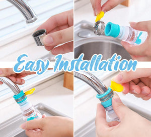 Medical Stone 360° Faucet Nozzle Home LuminousUnicorn