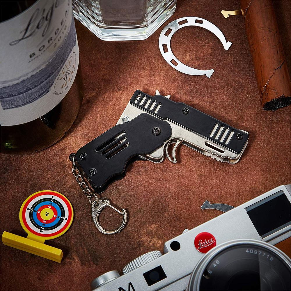 Mini Rubber Band Gun Accessories DazzlingBreeze