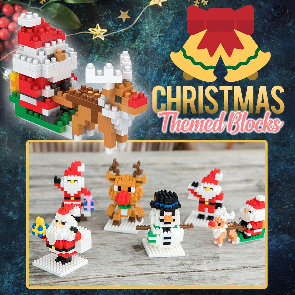 Mini Xmas Santa Building Blocks Kids DazzlingBreeze 🔥Value Set🔥All 6 Styles