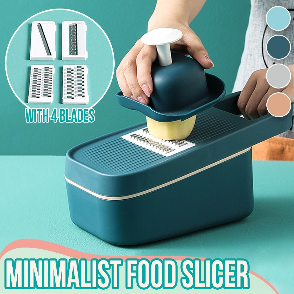 Minimalist Food Slicer Kitchen DazzlingBreeze