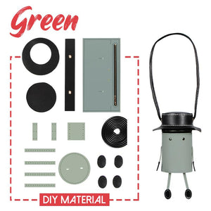 Mr.Hat™ DIY Handbag Kids BayfairConcept Green