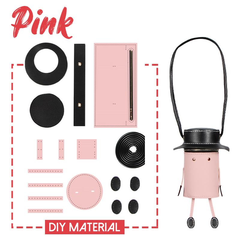 Mr.Hat™ DIY Handbag Kids BayfairConcept Pink
