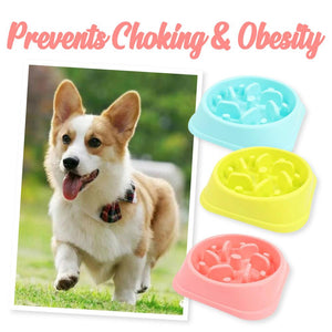 No Choking Slow Feeder Pets DazzlingBreeze