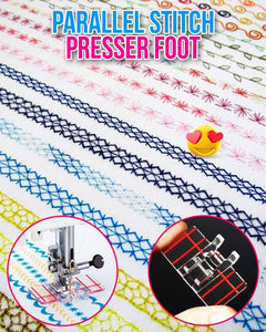 Parallel Stitch Presser Foot Home LuminousUnicorn