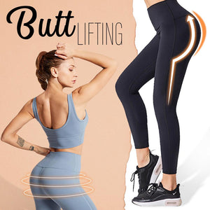 PeachyFIT Bare-Skin Shaping Liquid Leggings (🔥 Top Seller) MadameFlora