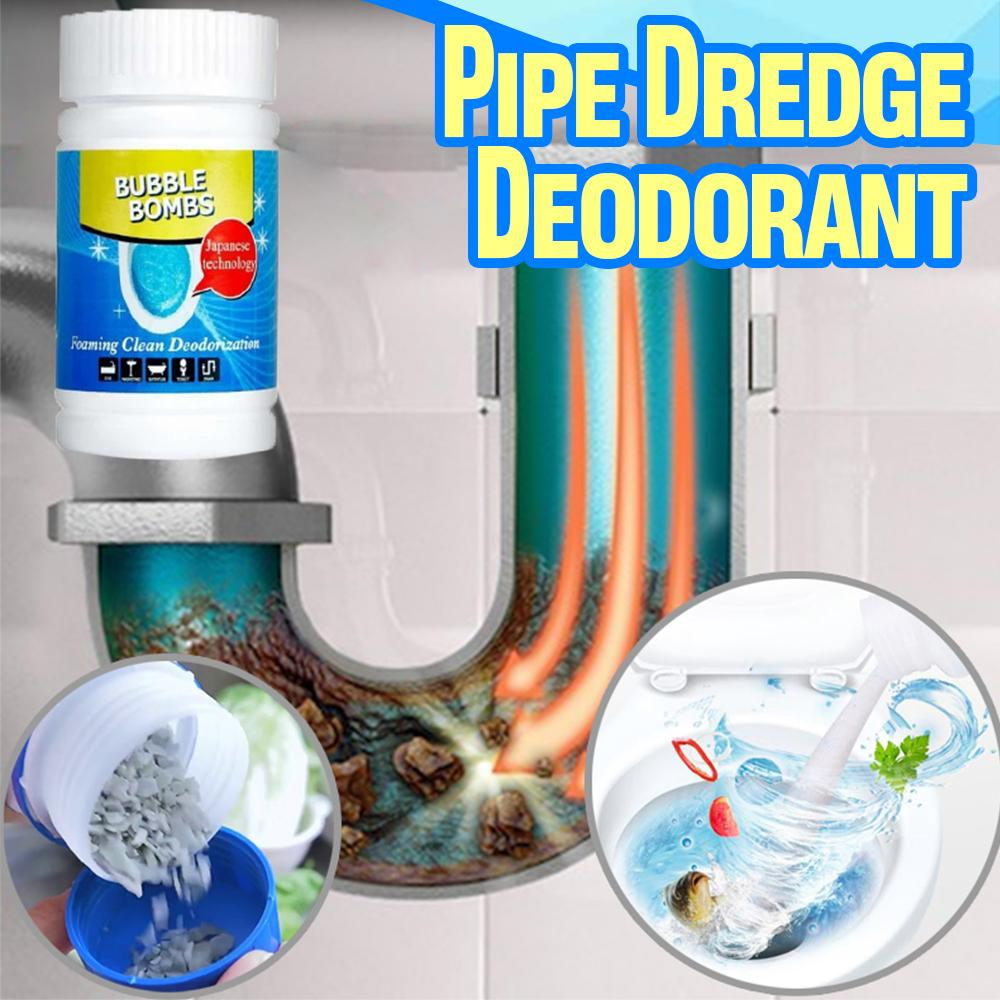 Pipe Dredge Deodorant Home DazzlingBreeze