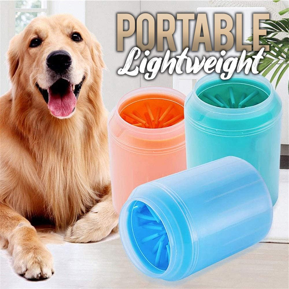 Portable Pet Paw Cleaner Pets DazzlingBreeze