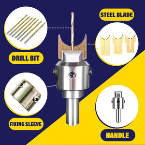 Premium Beads Drill Bits Home MadameFlora