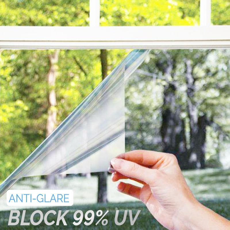 Privacy Sunproof Window Film Home starryhome