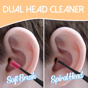 Reusable Dual Head Ear Pick (Set of 3) Wellness DazzlingBreeze