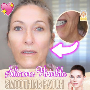 Silicone Wrinkle Smoothing Patch Wellness DazzlingBreeze