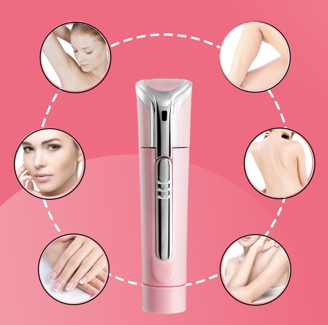 Smart Face & Body Epilator Hair trillionwish