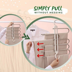Space Saving Clothes Hanger Home starryhome