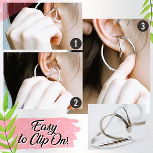 Trendy Hooping Ear Cuff Jewelry BayfairConcept