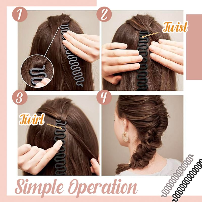 TwistUp Hair Braiding Tool Hair starryhome