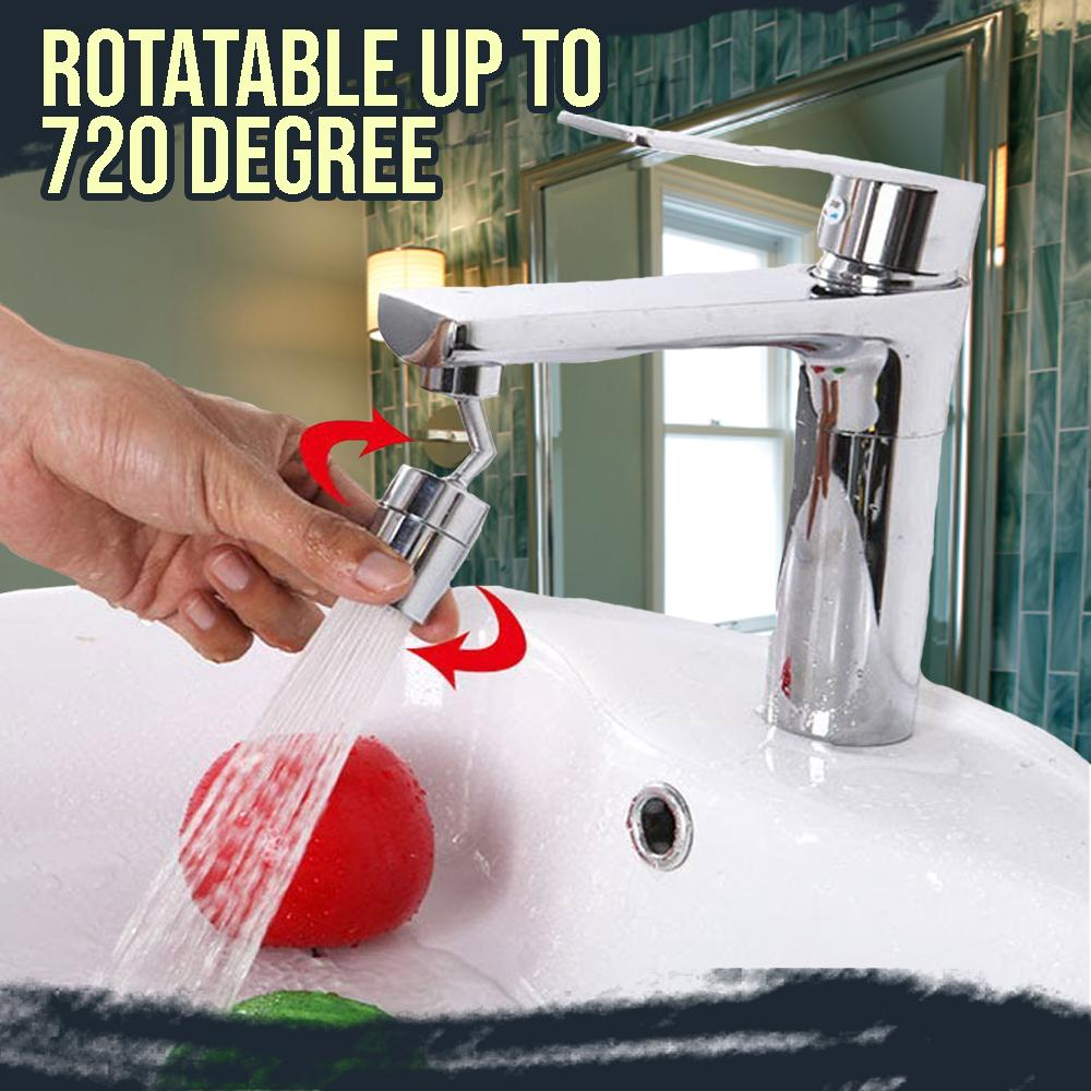 Universal Splash Filter Faucet Home DazzlingBreeze