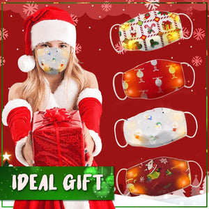 Xmas LED Cloth Cover Kids DazzyCandy