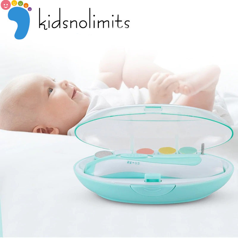 Electric Baby Nail Trimmer - KidsNoLimits™