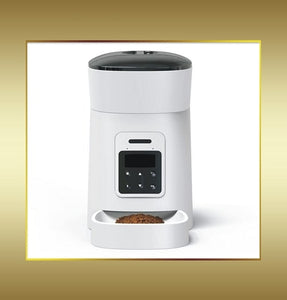 INTELLIGENT PET FEEDER