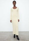 Molveno dress ivory