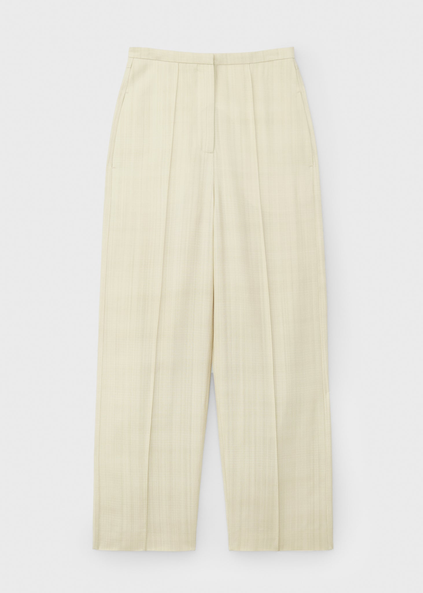 Pine suit trousers cava