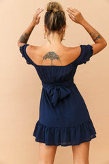 In The Night Dress // Navy