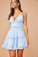 Top Tier Mini Dress // Baby Blue | Sage and Paige.?id=25173499412649