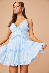 Top Tier Mini Dress // Baby Blue | Sage and Paige.?id=25173499510953