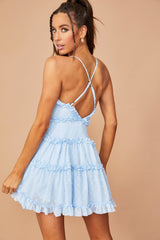 Top Tier Mini Dress // Baby Blue | Sage and Paige.?id=25173498855593