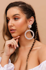 The Magic O Ear Hoops