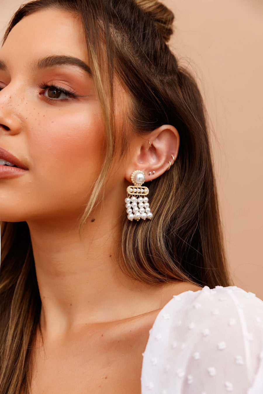 Darcey Fringe Earrings