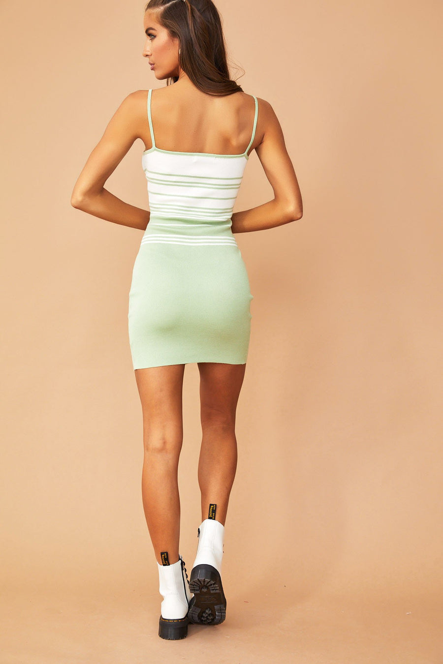 Monique Strap Dress // Lime | Sage and Paige.?id=25780540440745
