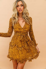 Beg For It Dress // Mustard