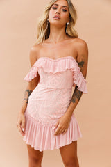 Venetian Summer Dress // Blush
