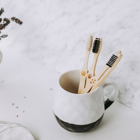 Bamboo toothbrush (soft)
