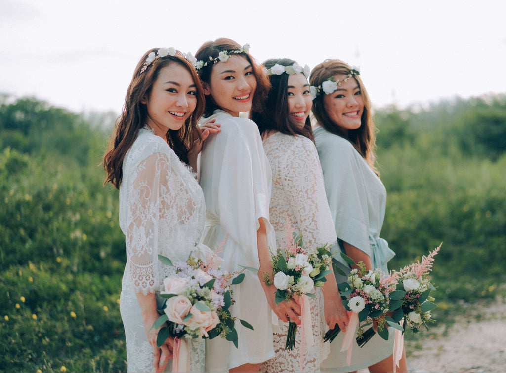 RUSTIC FAIRYTALE X Tricia Ong | Bells & Birds