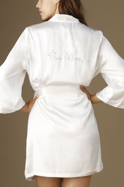 "The ""Mrs"" Robe"