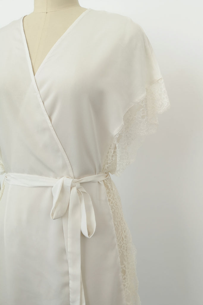 Angelica Bridal Satin Robe