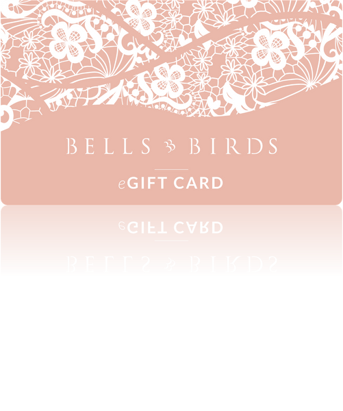 BELLS & BIRDS e-Gift Card