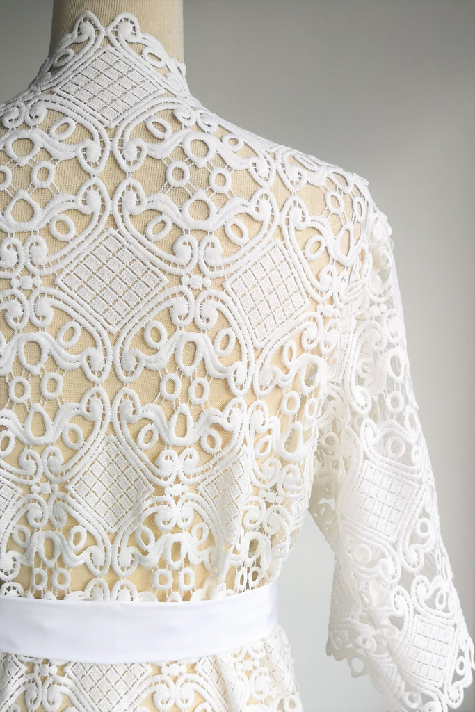Light of The World Lace Robe