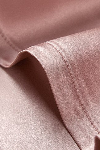 Mulberry Silk Pillowcase (10 colours)