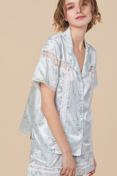 Seafoam Springs PJs Set
